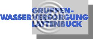 logo gruppenwasserversorgung lattenbuck