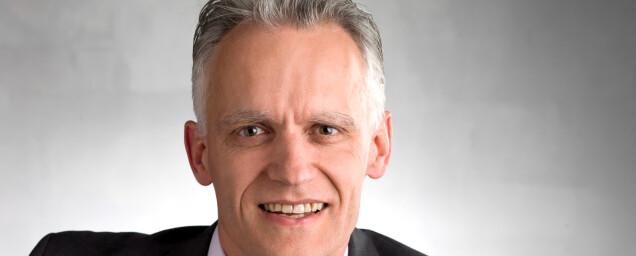 Geschäftsführer Markus Keller