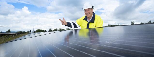 Solarstrom aus Wallisellen